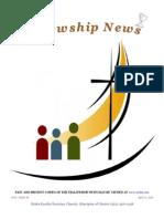 April 22, 2014 The Fellowship News