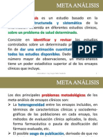 Definición de Meta-Análisis