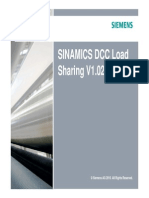 Slides Sinamics Dcc Load Sharing v1 0 2