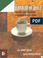 Joyanes Zahonero 2012 .Programacion en Java 2