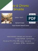 69 Acute Chronic Sinusitis