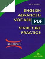 Maciej.matasek 2003 English.advanced.vocabulary.and.Structure.practice