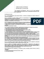 Portaria ANP 116 2000