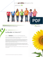 Bodykey Brochure It IT NUTRILITE