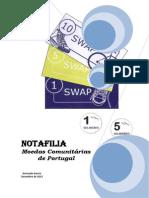 Notafilia Moedas Comunitc3a1rias de Portugal