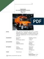 Freightliner M2 106 6X4 Volco