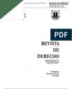Aspectos de La Relación de Causalidad en La Responsabilidad Civil Con Especial Referencia Al Derecho Chileno. Domi