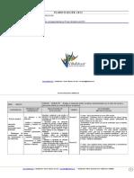 Planificacion Semestre1 Lenguaje 1medio 2013