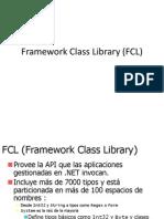Framework Class Library FCL