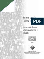 Manual Dirigente Comunitario DOS