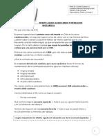 Infarto Agudo Al Miocardio y Reparacion Miocardica