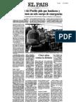 El País 17-12-05 El Defensor del Pueblo pide que bomberos y médicos formen un solo cuerpo de emergencias