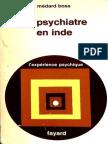 Medard Boss - Un Psychiatre en Inde