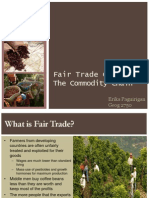Fair Trade Coffee Commodity Chain