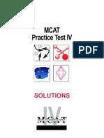 MCAT 4R Solutions