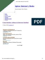 Como Instalar Cabinas de Internet Satelital - Avances Tecnológicos_ Internet y Redes