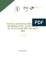 19. Manual Buenas Prácticas Acuícolas en El Cultivo de La Trucha Arco Iris