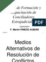 MARC´S - conciliacion 2008