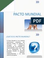Pacto Mundial - Onu