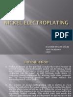Nickel Electroplating