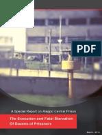 A Special Report on Aleppo Central Prison