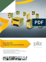 BrochureRelesConfigurables PNOZMulti-Minimulti 020313