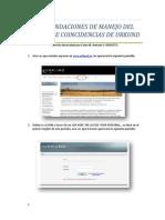 Urkund Manual Uso 2013