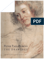 Peter Paul Rubens the Drawings