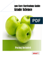 Science Curriculum Support Guide 1st Grade