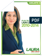 Plan Gobierno Laura Chinchilla 2010-2014