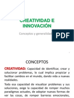 Creatividad e Innovacion TH