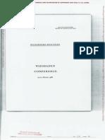 Bilderberg Papers 1966, Part 1
