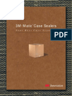 3M Matic Case Sealers Brochure
