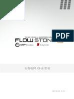 Manual FLowstone