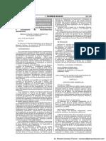 Reglamento de Supervisión a Entidades de Fiscalización Ambiental - Resolución de Consejo Directivo 016-2014-OEFA/CD