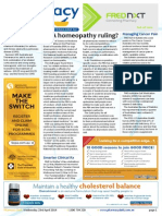 Pharmacy Daily for Wed 23 Apr 2014 - PBA homeopathy ruling?, Major GSK, Novartis deal, TGA nods Breo Ellipta, Health, Beauty and New Products and much more