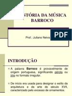 historia da musica barroca