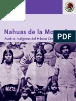 Nahuas de la Montaña, edición del INI