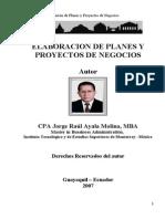 213697379 Plan de Negocios