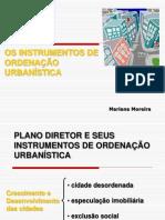 Estatuto Da Cidade - A Ordenação Urbanística