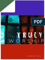 Truly Worship