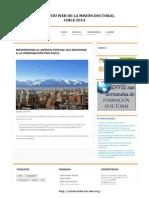 Demo Sitio Web de Mision Chile