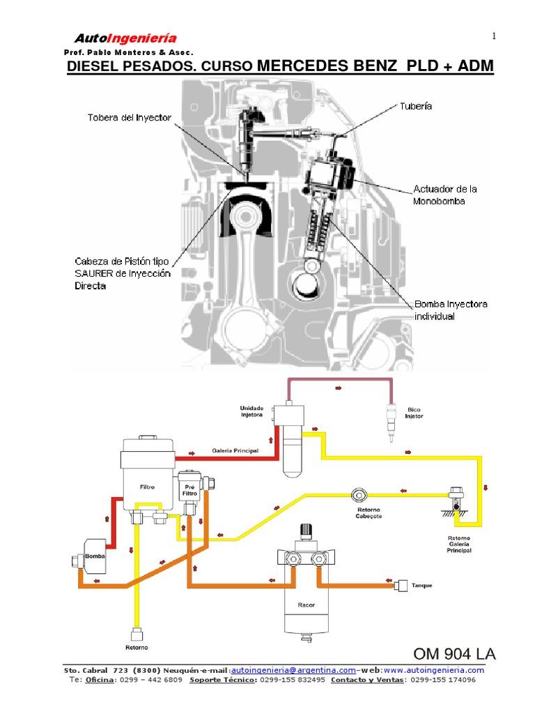 1 manual diesel pesados mercedes benz pld rh es scribd com