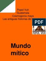 Popol Mundo Mítico.hc