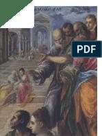 El Greco the Metropolitan Museum of Art Bulletin v 39 No 1 Summer 1981
