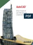 Dicas e Truques de Autocad 2010