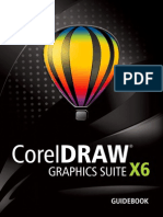 Coreldraw Graphics Suite x6 Guidebook
