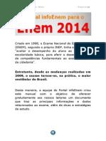 Manual Enem 2014