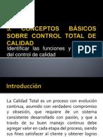 8 Conceptos Basicos Sobre Control Total de La Calidad Leo