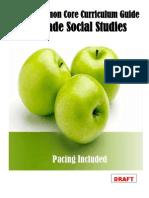 social stuides pacing guide